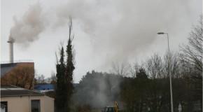 POLLUTION DE L'AIR. Nos poumons sont en danger.