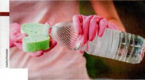 Le vinaigre officiellement reconnu phytosanitaire.