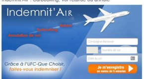 Le service INDEMNIT'AIR.