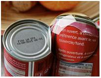 Lutte contre le gaspillage alimentaire.Les limites des dates limites !