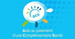 L'aide au paiement d'une complémentaire santé (ACS).