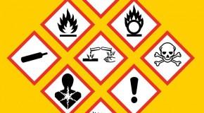 Apprenez à lire les pictogrammes sur les produits dangereux.