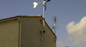 Éoliennes domestiques.