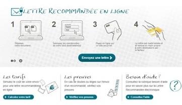 Ufc Que Choisir Du Havre A La Poste La Lettre Recommandee Numerique