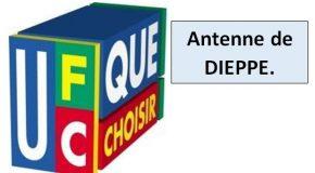Permanences de l'antenne UFC Que Choisir de DIEPPE.
