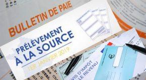 Impôts sur le revenu : Le prélèvement à la source, ce qu'il faut savoir.