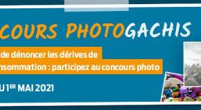 Concours « Photogâchis ».